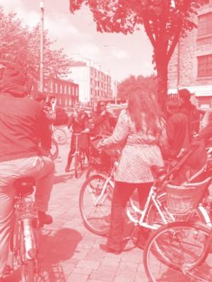 Ailbhe Green Machine Cycle Tour
