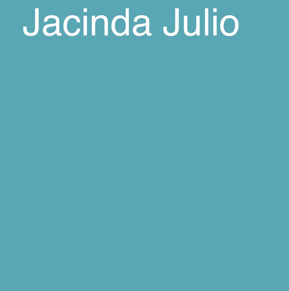 Jacinda Julio