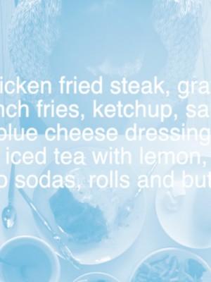 MEAL 309_meal list